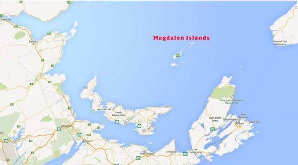 «L'archipel aux 1.000 naufrages»...