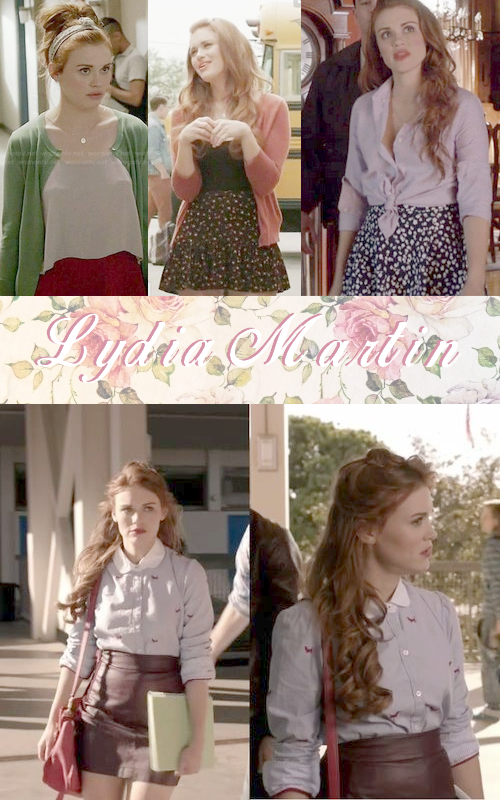 """Avoir le """"stiles"""" de Lydia"""