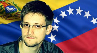 Venezuela: LE GOUVERNEMENT RENOUVELLE SON OFFRE D'ASILE A Snowden EN TOUTE LEGALITE INTERNATIONALE