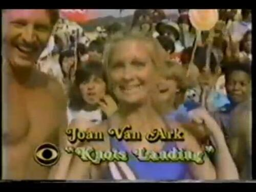"Joan dans ""Battle of the Network Stars""."