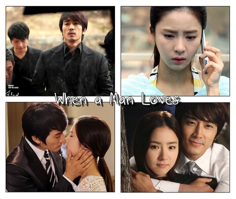 When A Man Loves (K Drama)