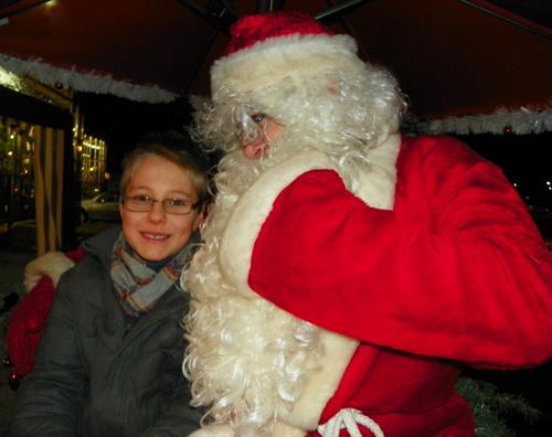 La Cabanerie et le Père Noël