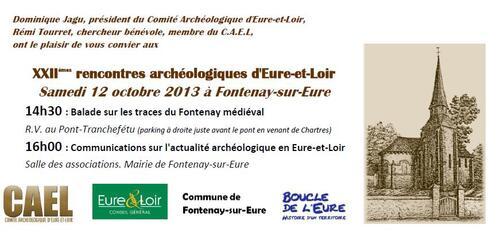 XXIIemes rencontres archéologiques du CAEL