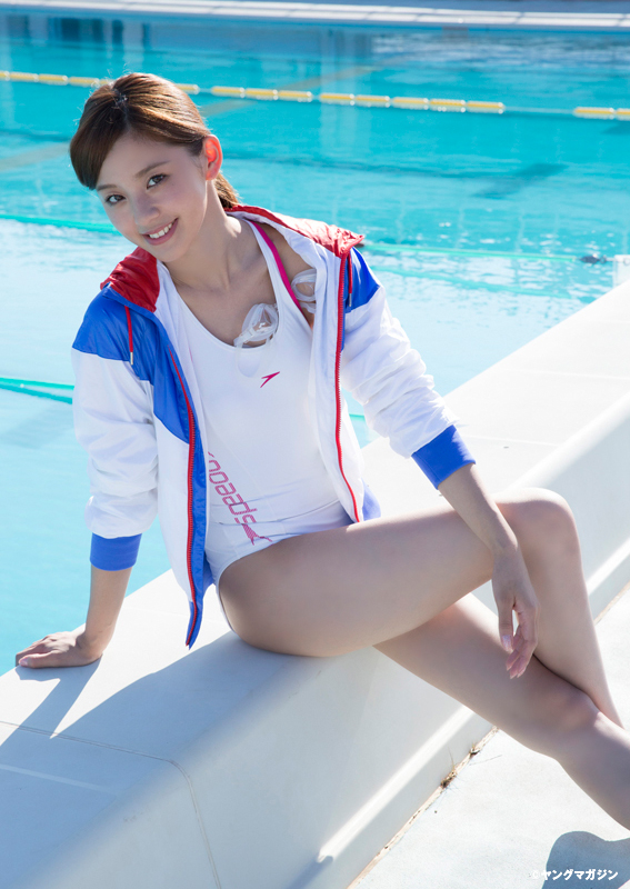 Aya Asahina 朝比奈彩 Young Magazine ヤングマガジン 2015 No 44 04