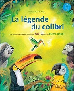 Coup de coeur littéraire: la légende du Colibris