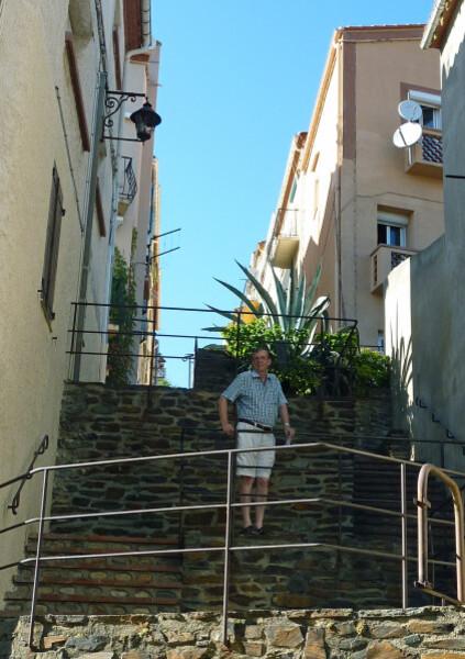 Banyuls - Promenade du Cap d'Osna Philippe