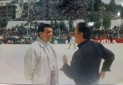 Younes Ifticène MCA 1996/1997