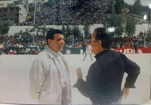 MB Bouira MCA 1-2 après prolongations Saison1996/1997