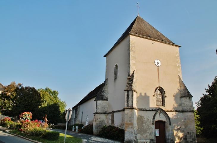 !église Saint-Priest - Vinon