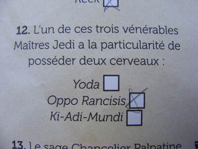Star Wars : Manuel du Padawan
