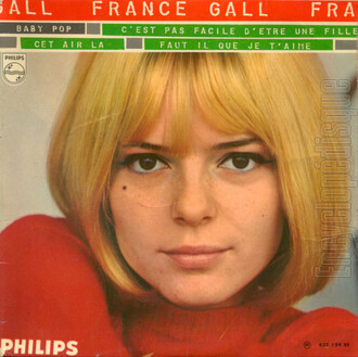 France Gall, 1966