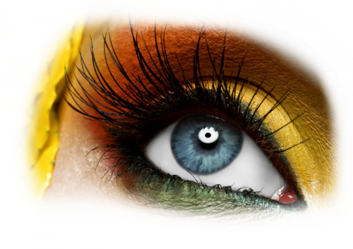 tubes eyes