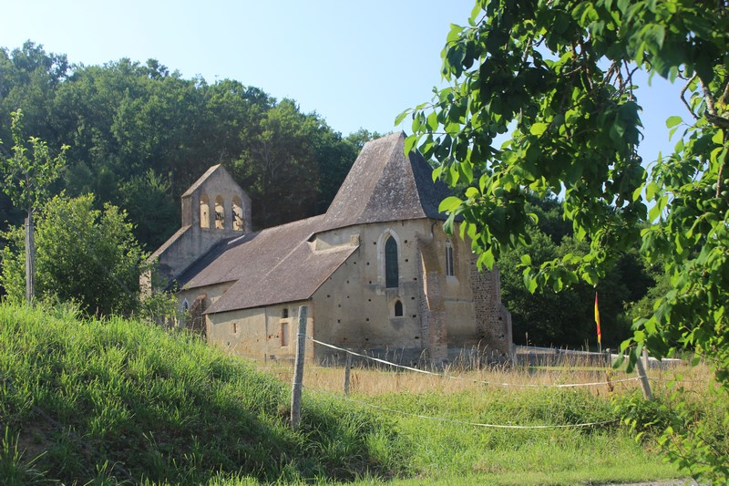 Eglise St Michel de Montaner