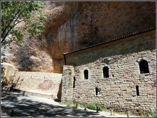 Le monastère de San Juan