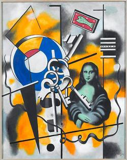 L'exposition Fernand Léger : reconstruire le réel, 1924-1946