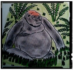 Conte kamishibaï en préparation : les Animots Rigolos mêlent le sucré salé à gogo