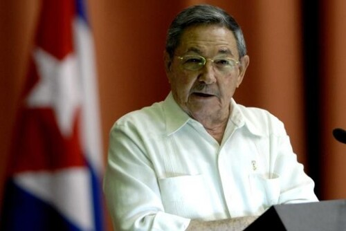 CUBA : RAUL SOULIGNE L'IRREVERSIBILITE DE L'UNITE LATINO-AMERICAINE