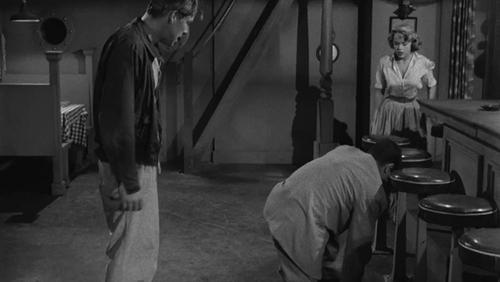 Shack out on 101, Edward Dein, 1955