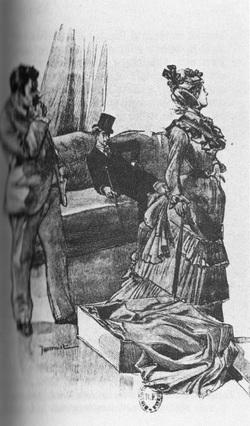 La Curée de Zola - Les Rougon-Macquart, tome 2