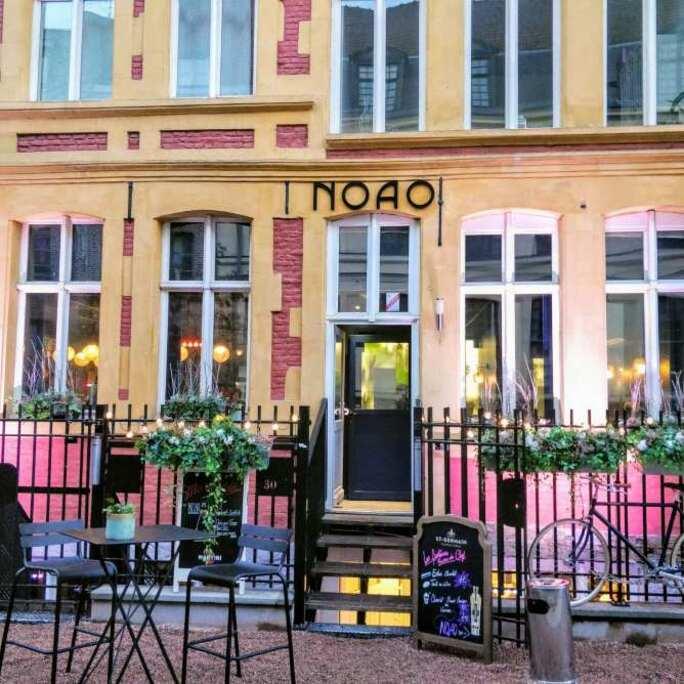 meilleures terrasses de Lille Noao Bar