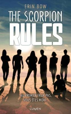 Couverture de The scorpion rules