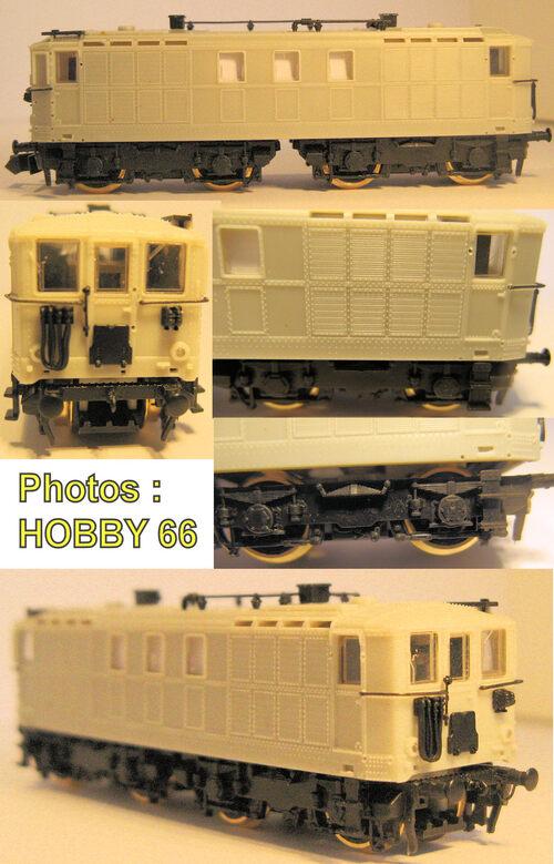 Hobby 66 - Prototype des BB 4100/4600