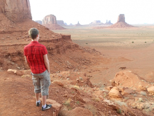 Jour 14 - Monument Valley