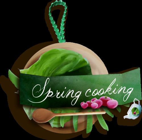 P.U SPRING COOKING