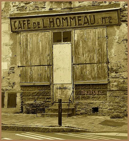 café dans la doutre - Angers