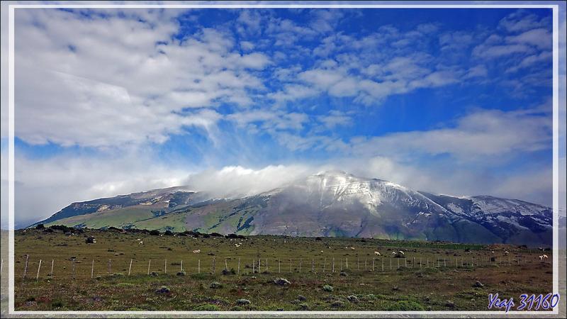 Paysage patagonien - Cerro Castillo - Chili