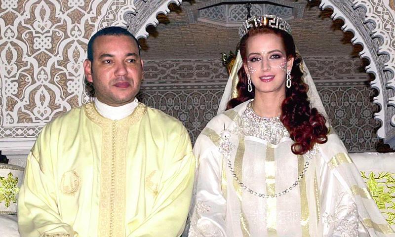 Divorce du roi du Maroc Mohamed VI (54 ans) et Lalla Salma (39 ans)