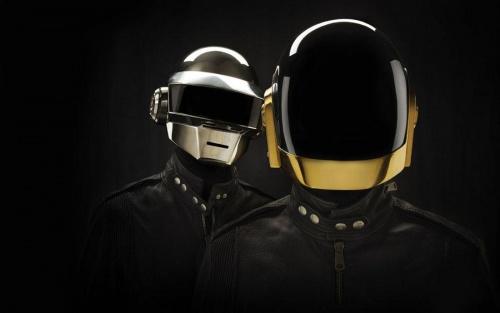 Mashup Daft Punk par Cameron Adams