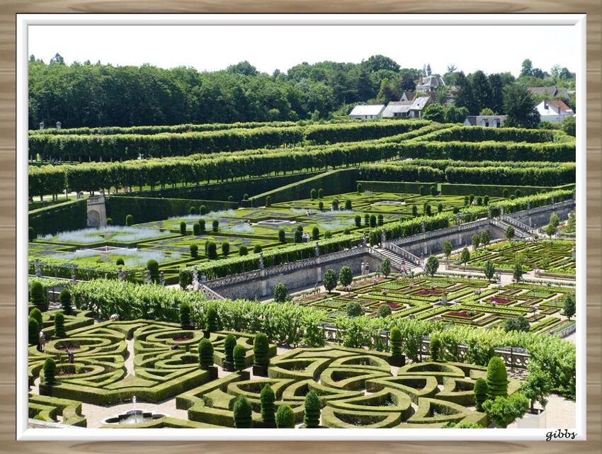 Jardin de Villandry serie 1