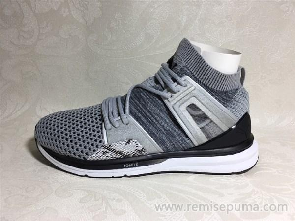 puma ignite limitless grise