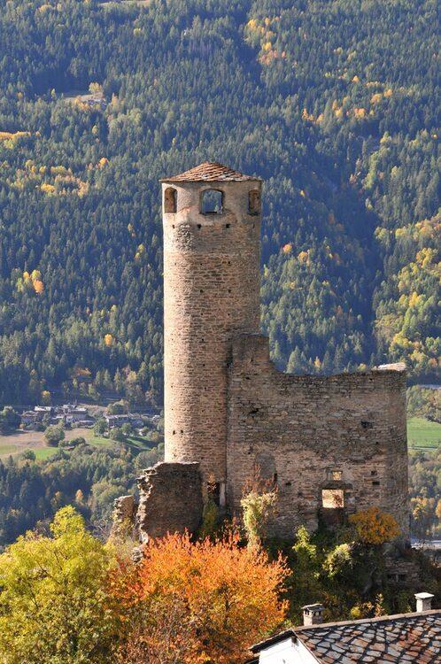 Balade automnale : Suisse et Italie (#3)