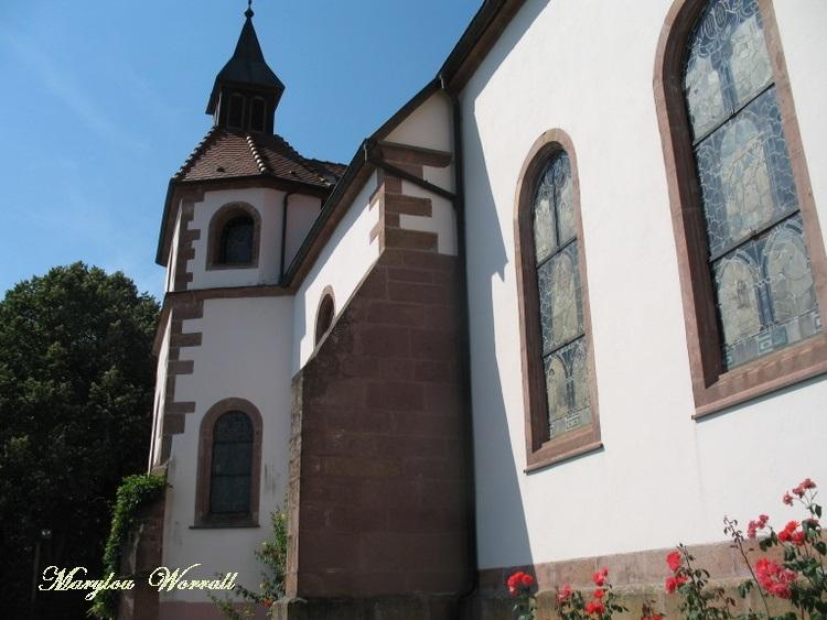 Promenade en TGV 6/7 : Notre-Dame du Schauenberg