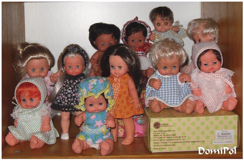 Furga_Mini bébés et poupées