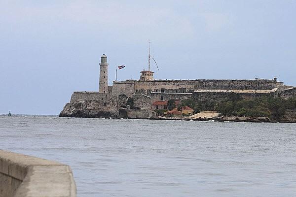 Cuba-La Havane(27) Castillo de los Tres Reyes del Morro