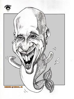 Philippe Croizon_Mezouzaï caricatures