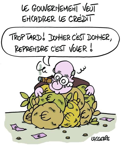 La responsabilité des créditeurs