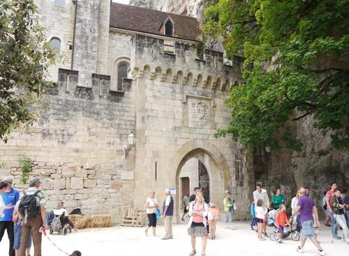 La porte St Martial