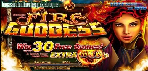 Bonus Free Games Terbesar Slot Games Online Terlaris Dan Terpopuler - Fire Goddess