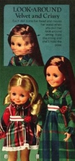 Crissy 1969 - 1974 généralités