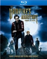 Cirque Du Freak The Vampire's Assistant