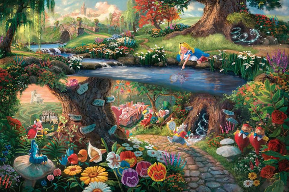 aujourdhui je vous fais dcouvrir quelques unes des plus belles peintures du studio ralises par kinkade lui mme ou par dautres personnes