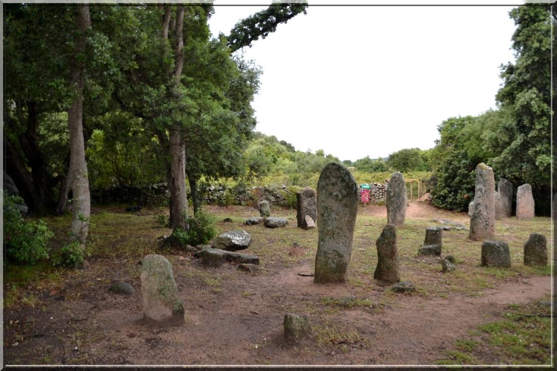 Site archéologique de Cauria - Corse (2)