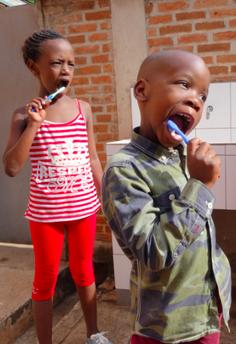 Hygiène : pour de belles dents blanches !