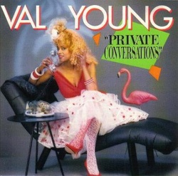 Val Young - Private Conversations - Complete LP