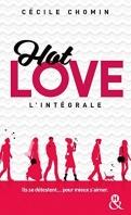 Chronique Hot Love L'intégrale de Cécile Chomin
