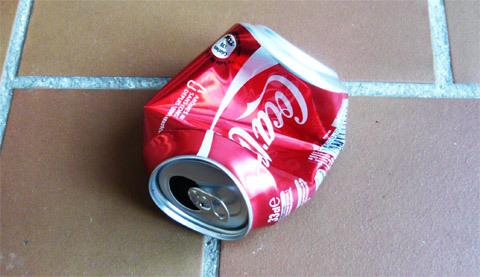 morceaux sucre coca cola
